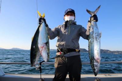西岡遊漁の2020年11月21日(土)5枚目の写真