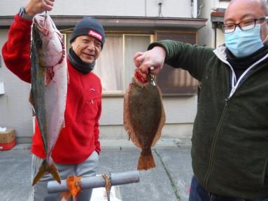 奥村釣船の2020年12月26日(土)1枚目の写真