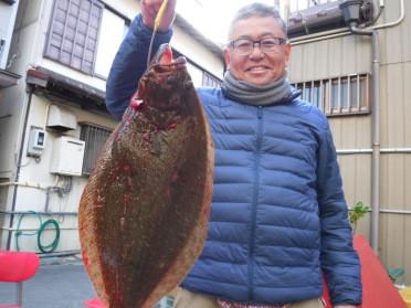 奥村釣船の2020年12月26日(土)2枚目の写真