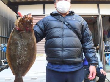 奥村釣船の2020年12月27日(日)1枚目の写真