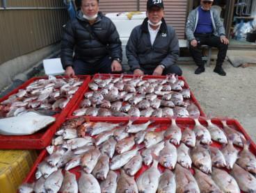 奥村釣船の2020年12月27日(日)2枚目の写真