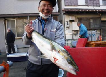 奥村釣船の2020年12月28日(月)1枚目の写真