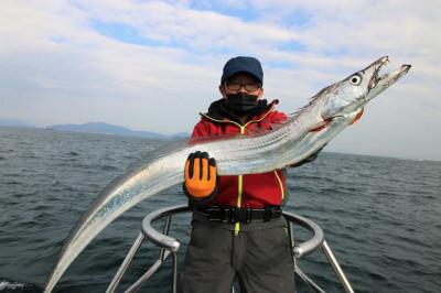 西岡遊漁の2020年11月22日(日)1枚目の写真