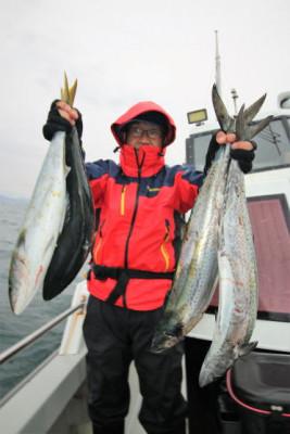 西岡遊漁の2020年11月22日(日)5枚目の写真
