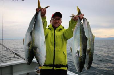 西岡遊漁の2020年11月26日(木)3枚目の写真