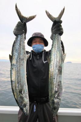 西岡遊漁の2020年11月26日(木)5枚目の写真