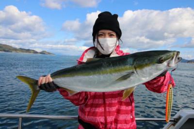 西岡遊漁の2020年11月28日(土)1枚目の写真
