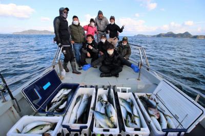 西岡遊漁の2020年11月28日(土)5枚目の写真