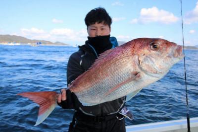 西岡遊漁の2020年11月29日(日)3枚目の写真