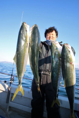 西岡遊漁の2020年11月29日(日)4枚目の写真