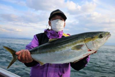 西岡遊漁の2020年11月30日(月)2枚目の写真