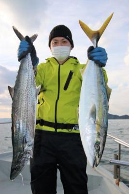 西岡遊漁の2020年11月30日(月)4枚目の写真