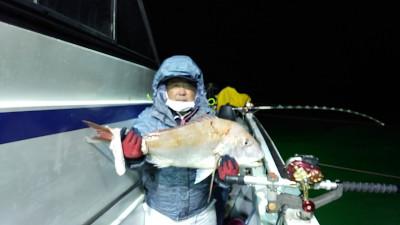 遊漁船ビックボーイの2020年12月27日(日)3枚目の写真