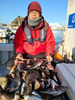 まこと遊漁の2020年12月31日(木)3枚目の写真