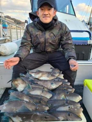 まこと遊漁の2020年12月31日(木)4枚目の写真