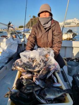 まこと遊漁の2020年12月31日(木)5枚目の写真