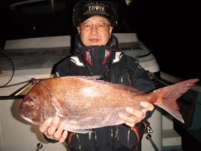 渡船 朝日丸の2021年1月2日(土)1枚目の写真