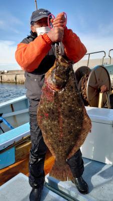 釣り船 秀進丸の2021年1月6日(水)1枚目の写真