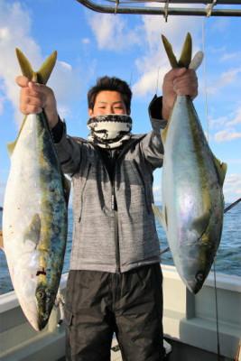 西岡遊漁の2020年12月20日(日)1枚目の写真