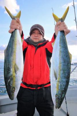 西岡遊漁の2020年12月20日(日)2枚目の写真