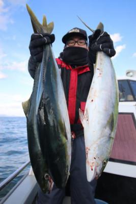 西岡遊漁の2020年12月20日(日)5枚目の写真