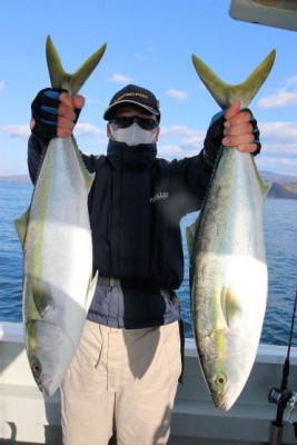 西岡遊漁の2020年12月21日(月)1枚目の写真