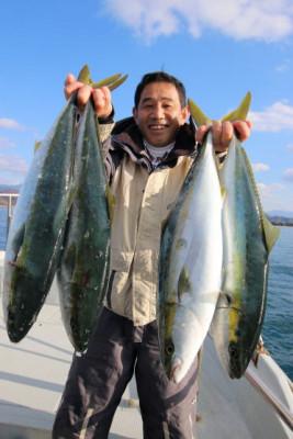 西岡遊漁の2020年12月21日(月)2枚目の写真