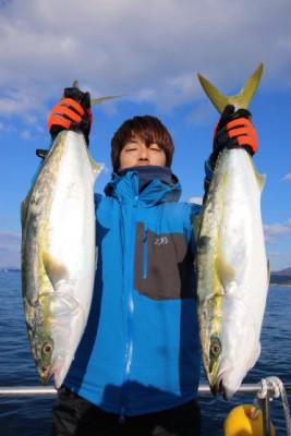 西岡遊漁の2020年12月21日(月)4枚目の写真