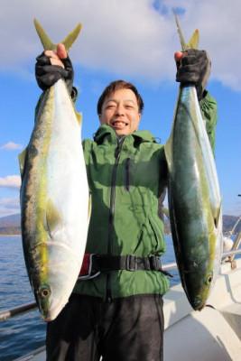 西岡遊漁の2020年12月21日(月)5枚目の写真