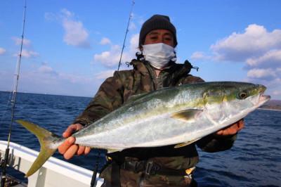 西岡遊漁の2020年12月22日(火)2枚目の写真