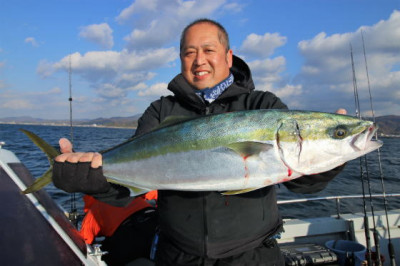 西岡遊漁の2020年12月22日(火)3枚目の写真