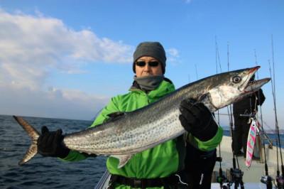 西岡遊漁の2020年12月22日(火)4枚目の写真