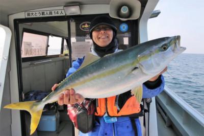 西岡遊漁の2020年12月23日(水)3枚目の写真