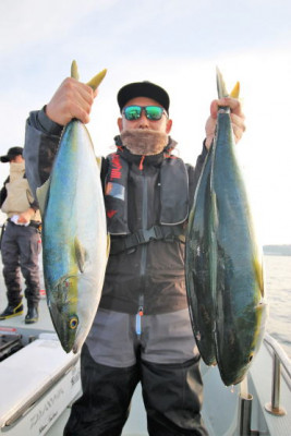西岡遊漁の2020年12月23日(水)5枚目の写真