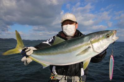 西岡遊漁の2020年12月25日(金)1枚目の写真