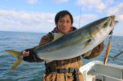 西岡遊漁の2020年12月25日(金)2枚目の写真