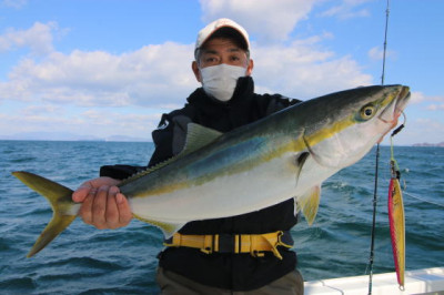 西岡遊漁の2020年12月25日(金)3枚目の写真