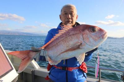 西岡遊漁の2020年12月25日(金)4枚目の写真
