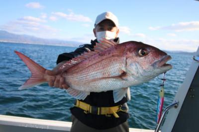 西岡遊漁の2020年12月25日(金)5枚目の写真