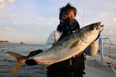 西岡遊漁の2020年12月26日(土)1枚目の写真