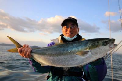 西岡遊漁の2020年12月26日(土)2枚目の写真