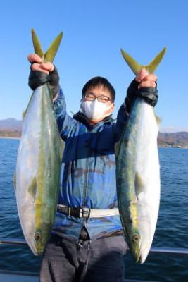 西岡遊漁の2020年12月26日(土)5枚目の写真