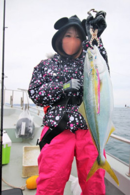 西岡遊漁の2020年12月27日(日)1枚目の写真