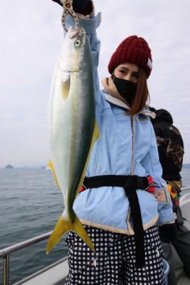 西岡遊漁の2020年12月27日(日)2枚目の写真