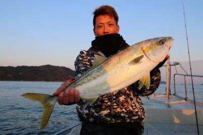 西岡遊漁の2020年12月27日(日)4枚目の写真