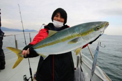 西岡遊漁の2020年12月27日(日)5枚目の写真