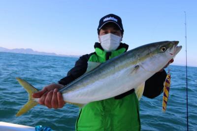西岡遊漁の2020年12月28日(月)1枚目の写真