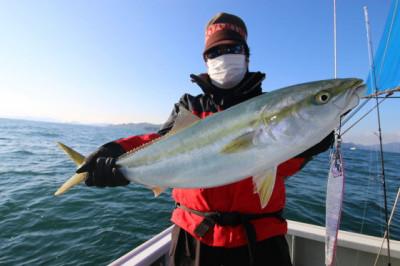 西岡遊漁の2020年12月28日(月)2枚目の写真