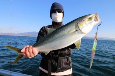 西岡遊漁の2020年12月28日(月)3枚目の写真