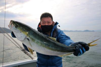 西岡遊漁の2020年12月29日(火)2枚目の写真